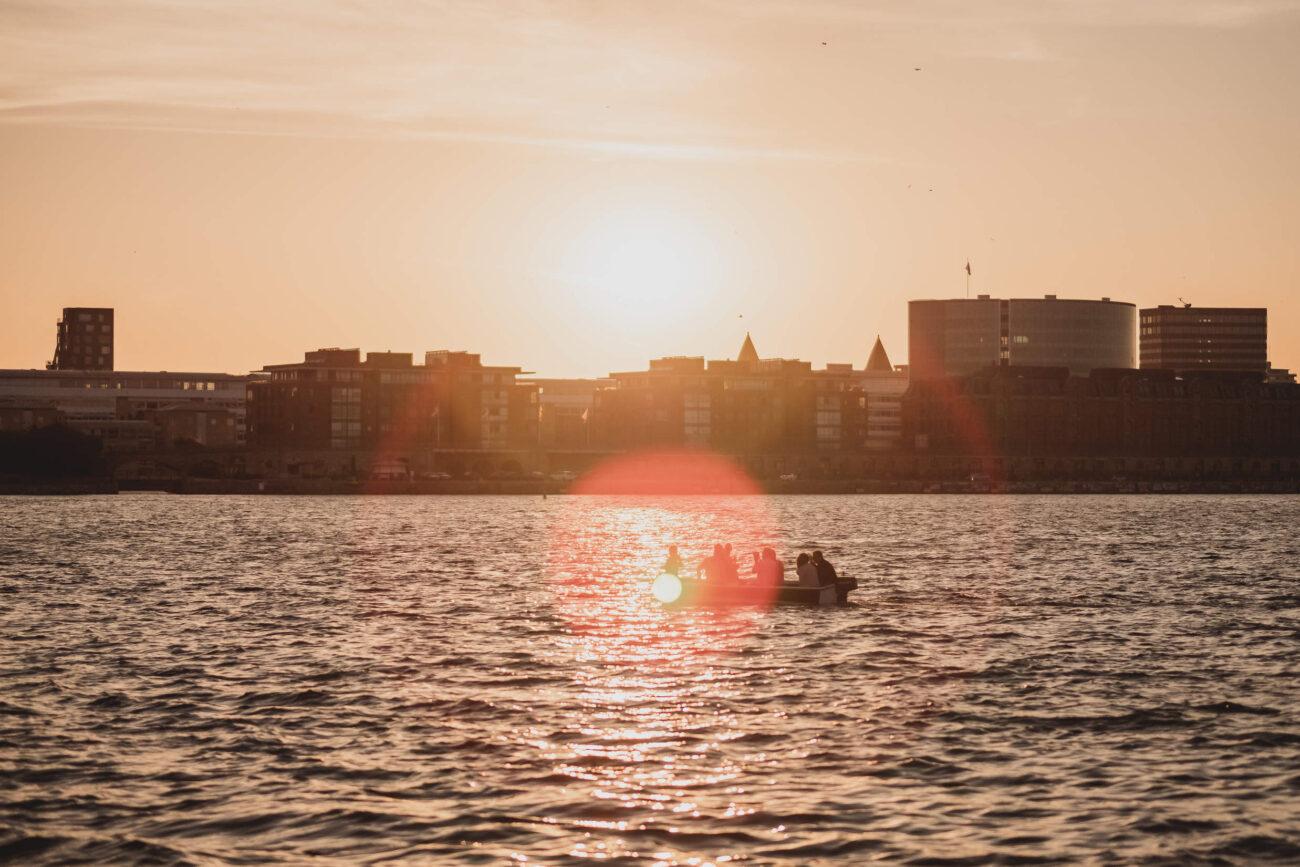 Guide: Badetur og en bid mad i København
