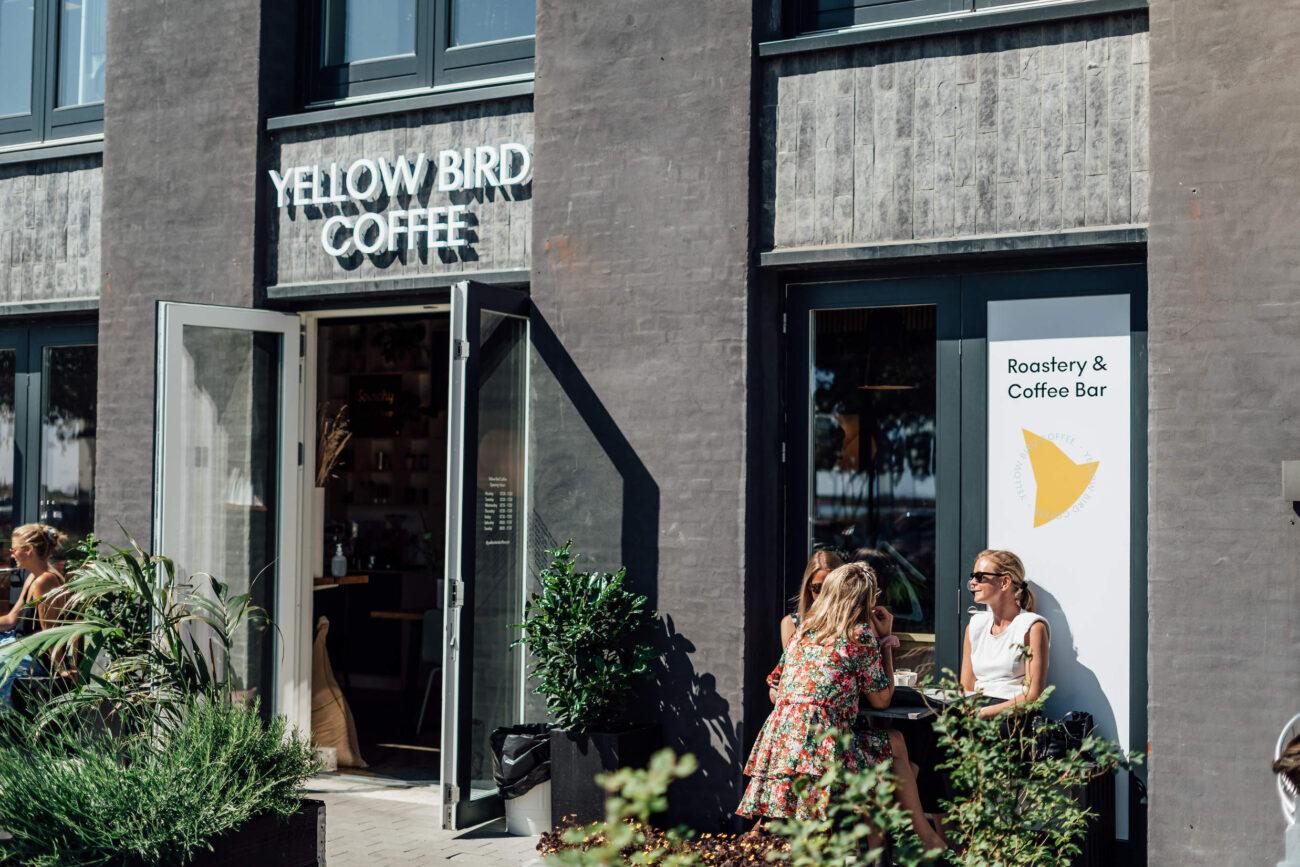 Amager Strandpark får nyt kafferisteri og kaffebar