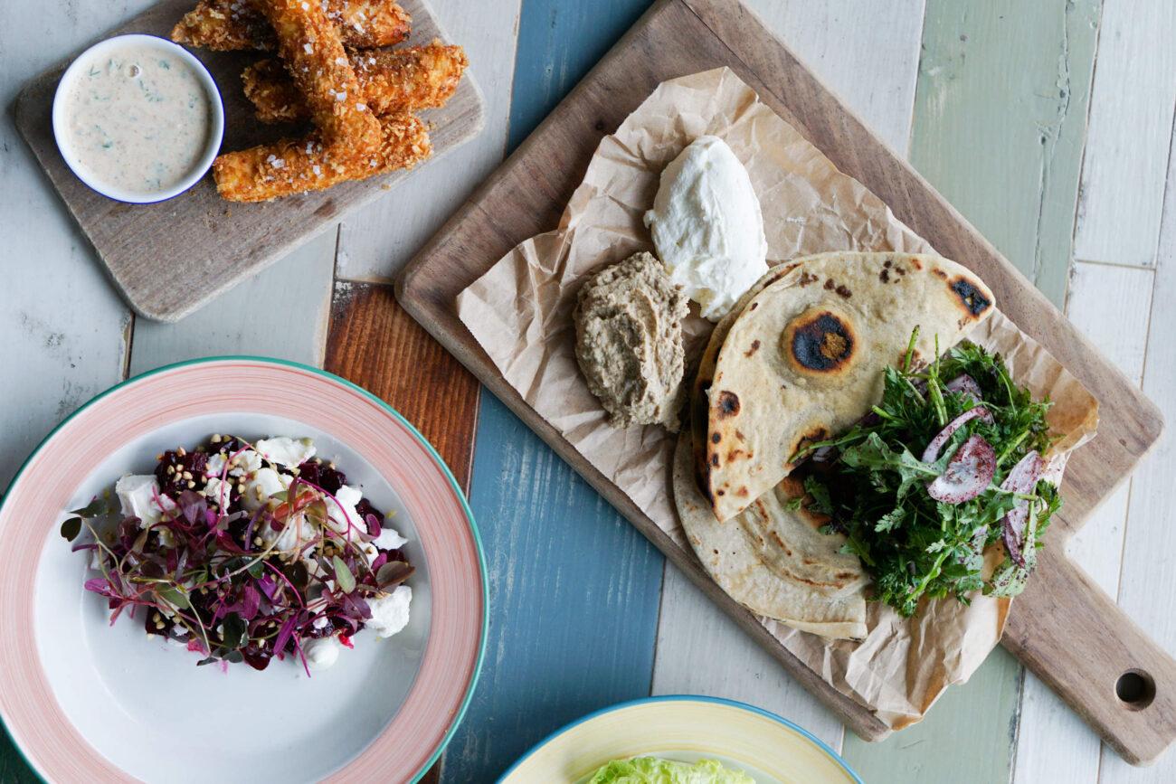 Pop up-restaurant på The Standard øser ud af grøn kærlighed