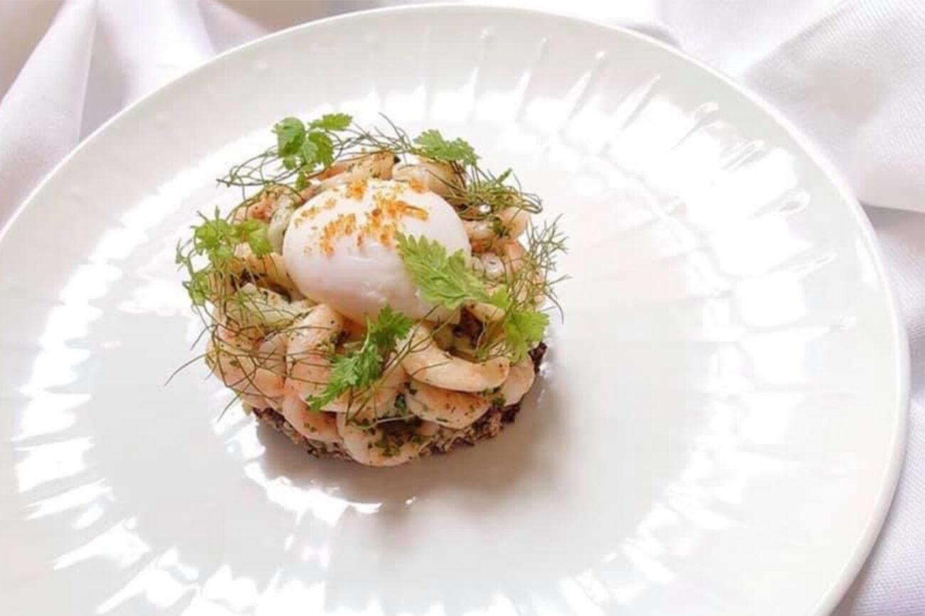 Restaurant Carl Nielsen: Moderne smørrebrød med historie og charme