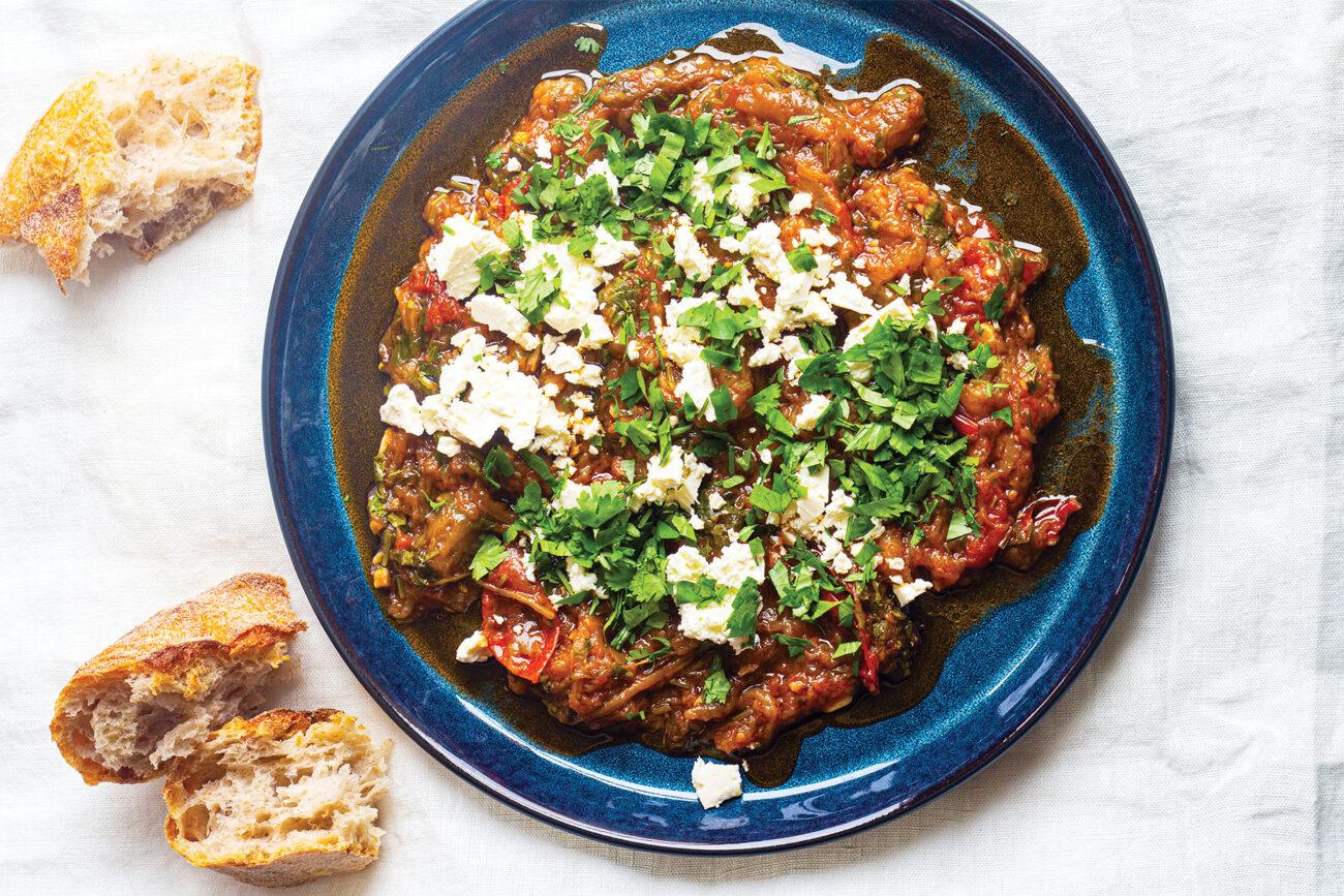 Meze – Opskrifter til et mellemøstligt festmåltid