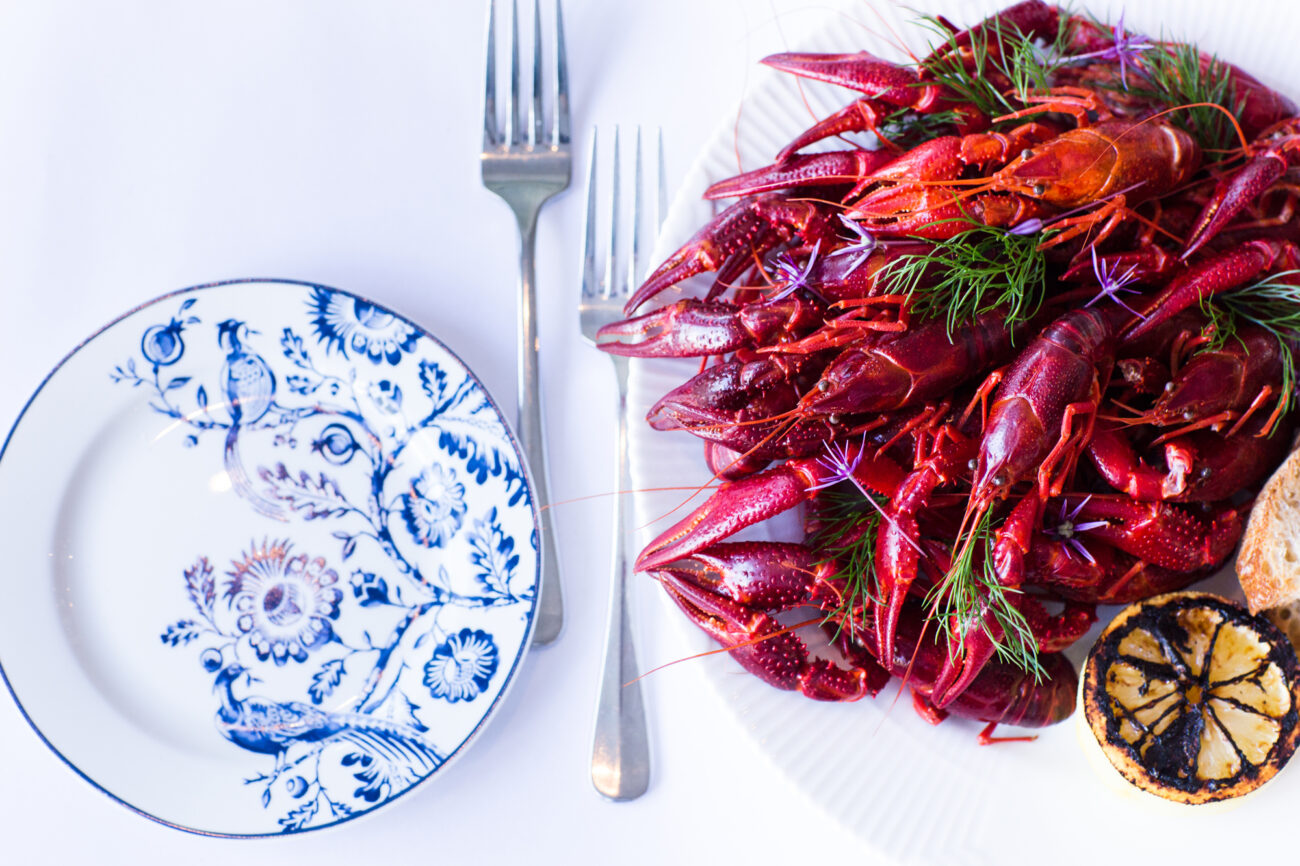 Tivoli challenges Sweden as it takes on the proud Crayfish Tradition
