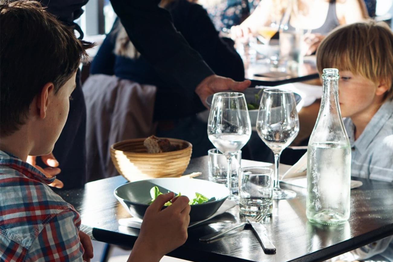 En restaurantoplevelse for de mindste – Smagens Time er tilbage