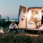 Tag på kulinarisk campingtur i Nordjylland